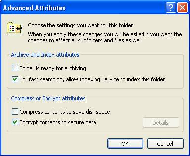 Controlling Encrypting File System (EFS) using Group Policy