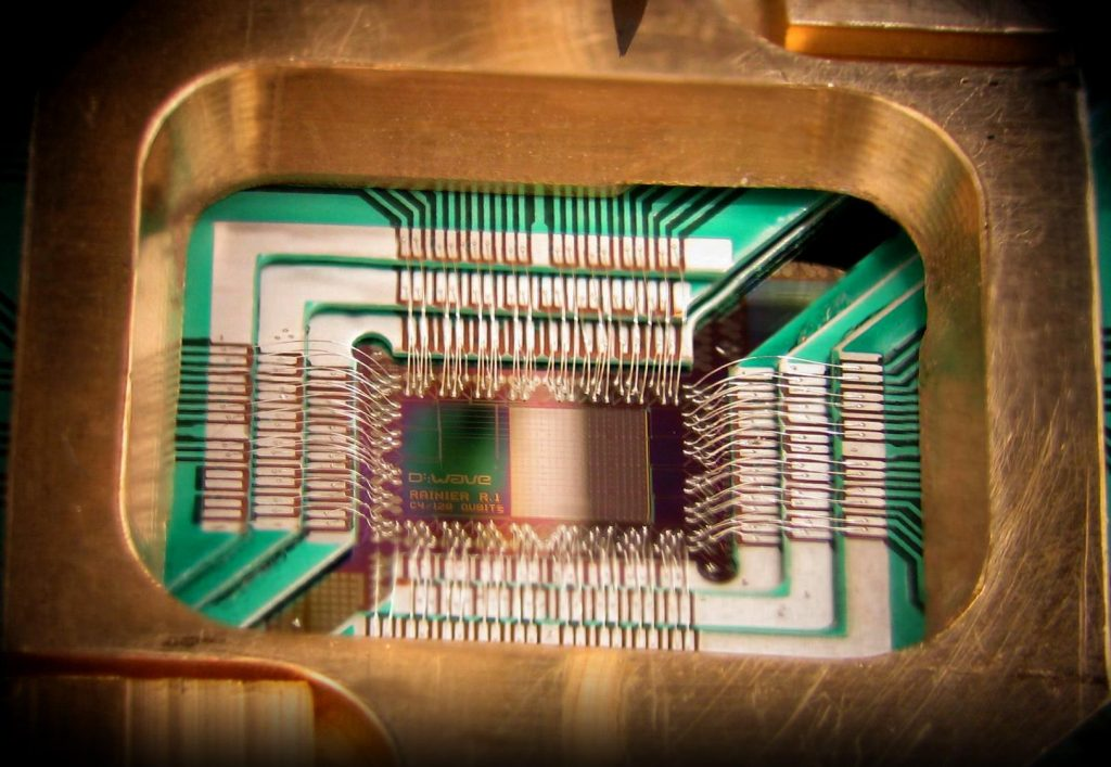 Intel Shows New Chip for Quantum Computing