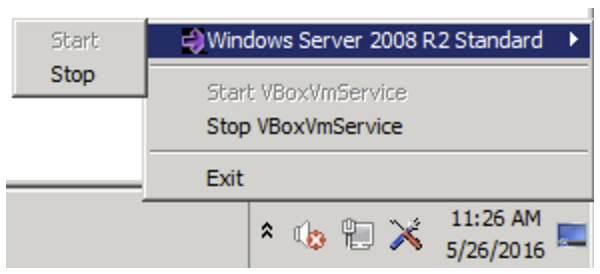 How to start VirtualBox machines automatically as a service