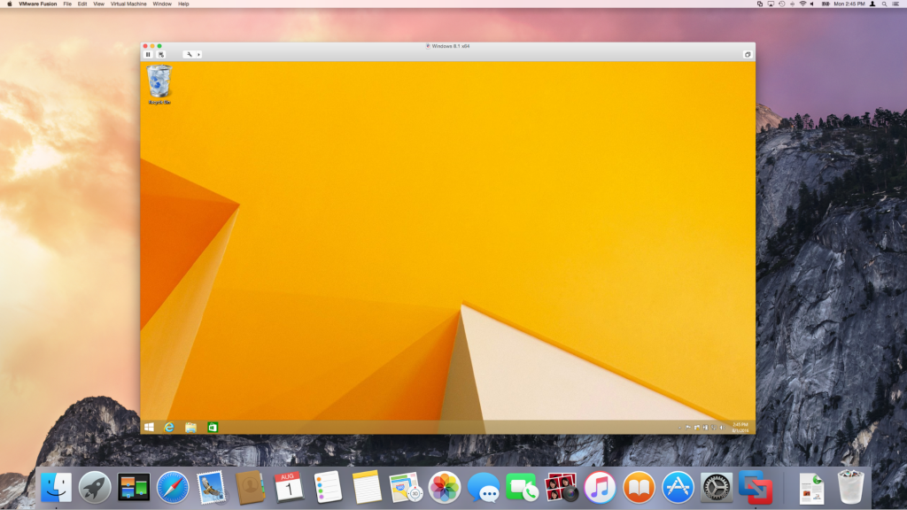VMware Fusion 5: Enable VT-x/EPT inside a virtual machine