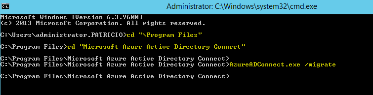 Tutorial: Goodbye DirSync, hello Azure Active Directory Connect