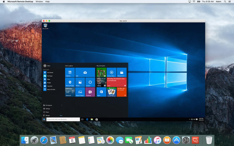 How to run Windows apps on a Mac