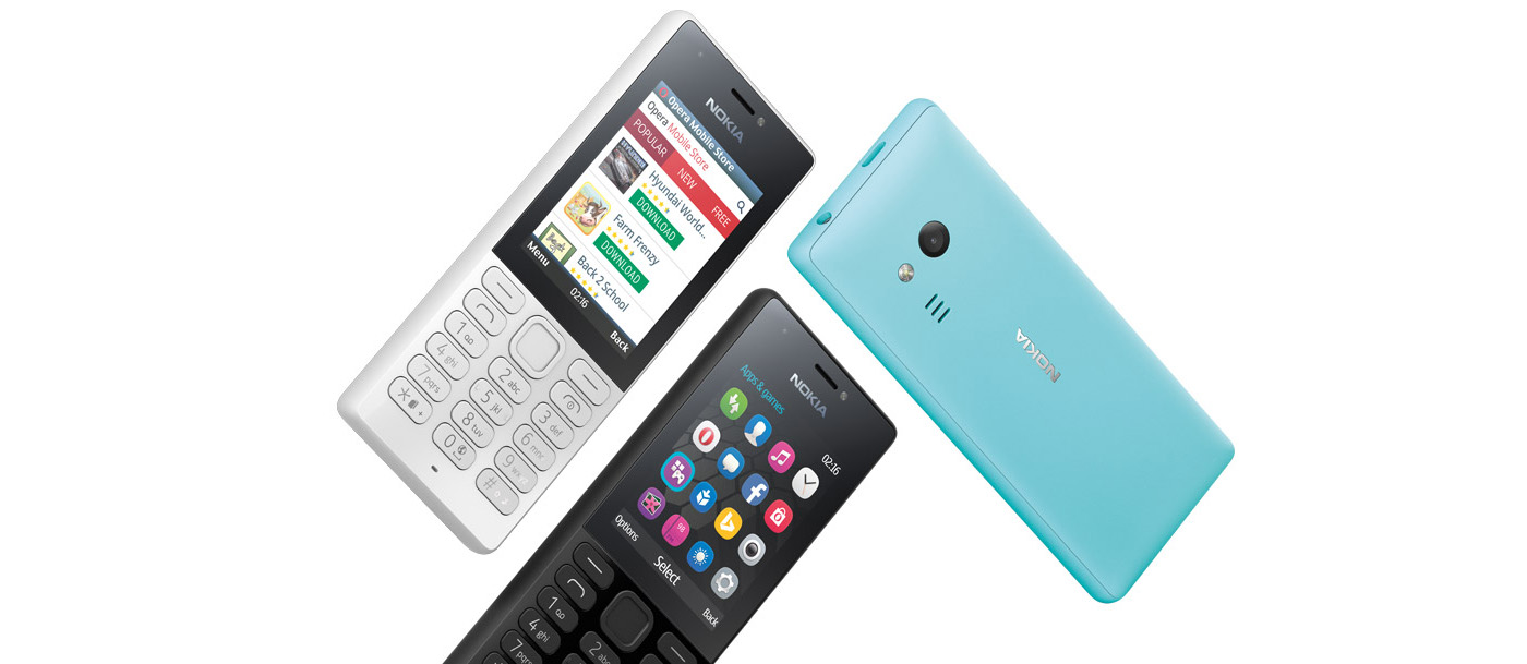Surprise Microsoft Releases A New Nokia Feature Phone 2016
