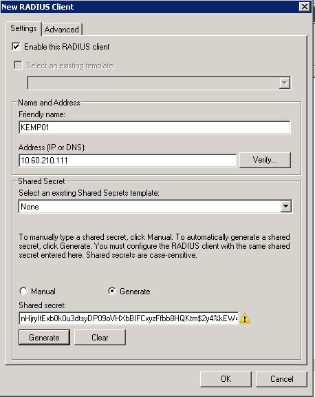 Using Active Directory authentication on your KEMP load balancer