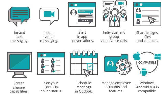 Skype for Business VoIP services