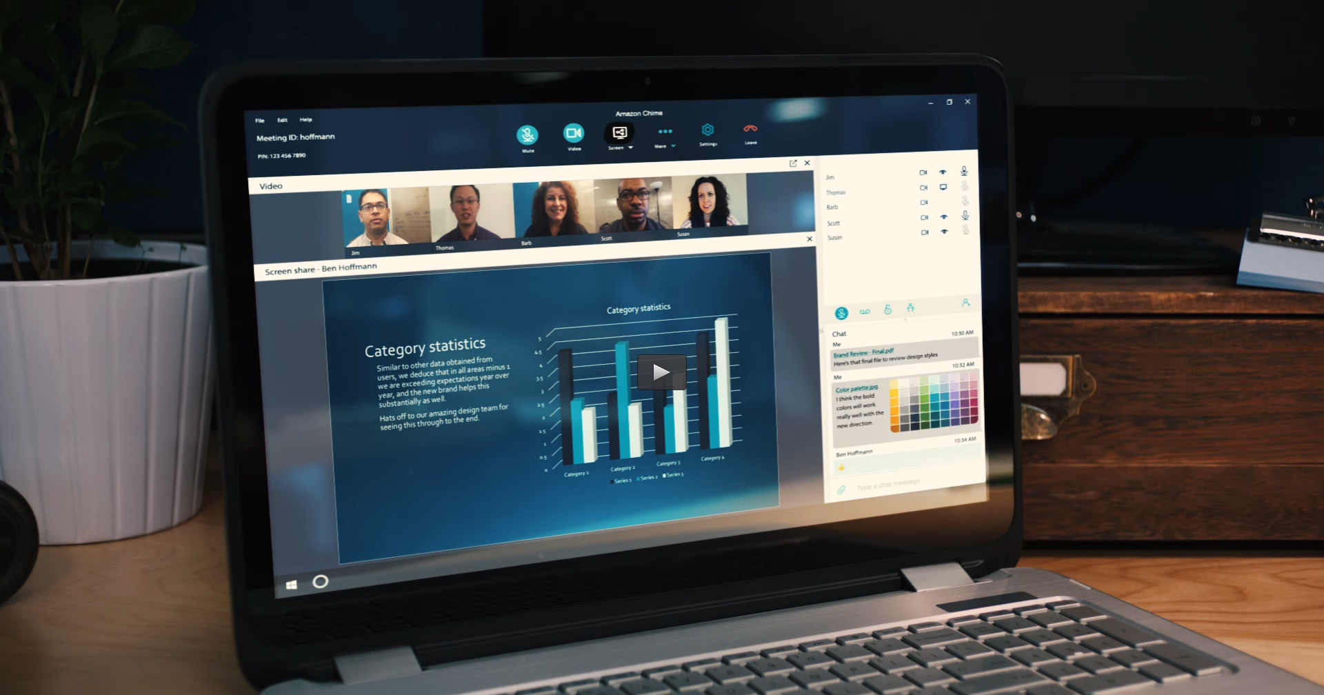 State-of-the-art web conferencing is still a dream