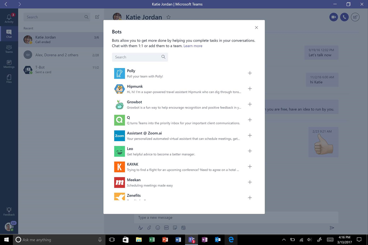 Office 365 users: say hello to Microsoft Teams