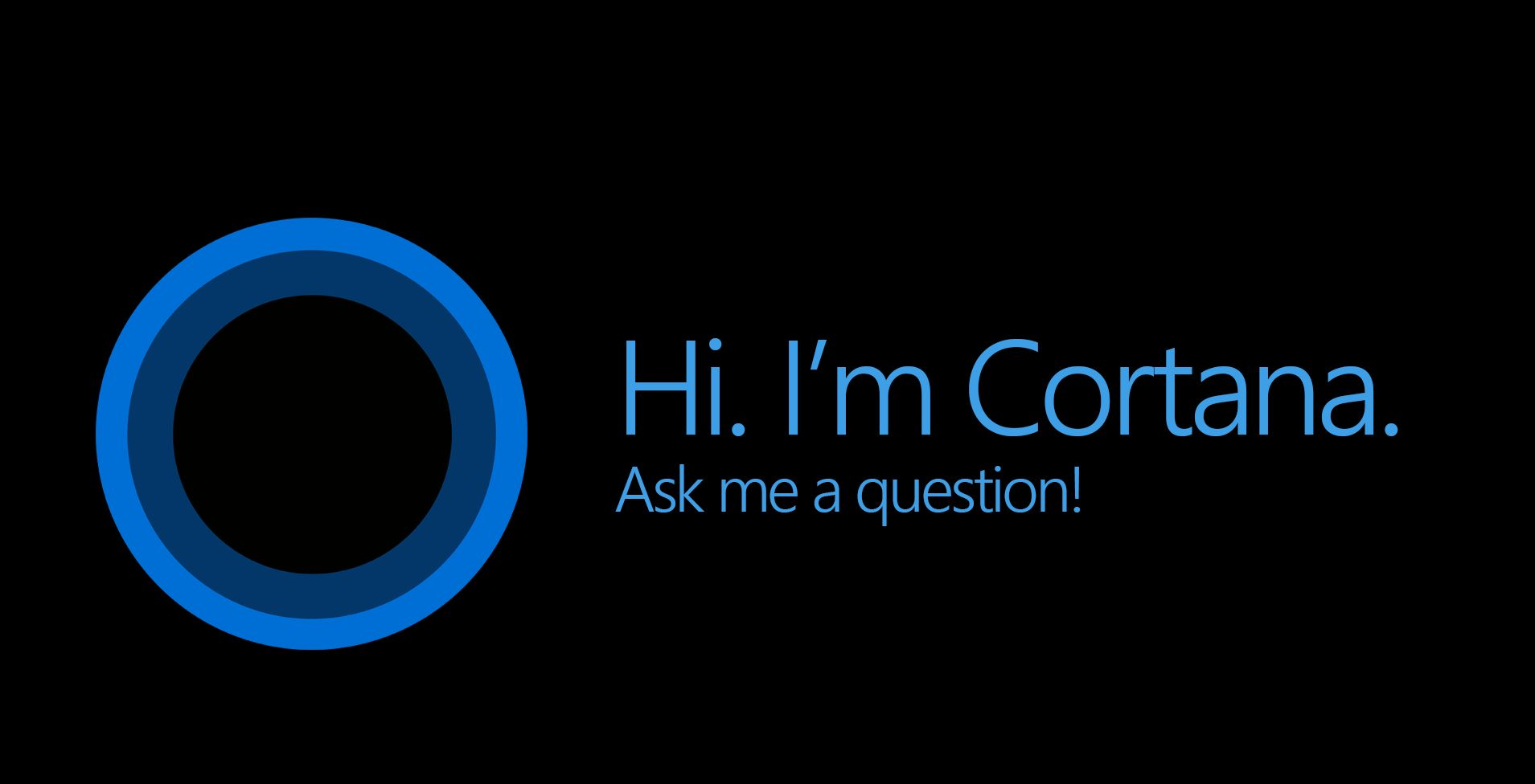 Cortana privacy concerns