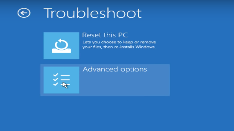 Troubleshooting 'inaccessible boot device error' in Windows 10