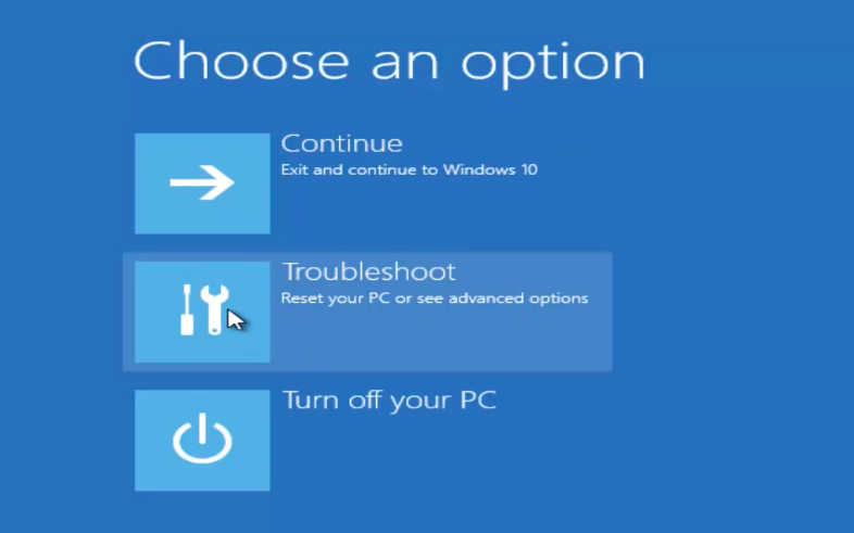 Troubleshooting 'inaccessible boot device error' in Windows 10 ...