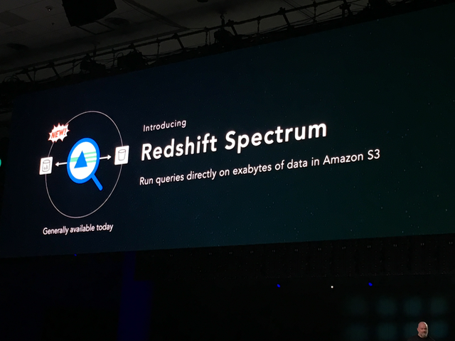AWS Summit Day 2: Wrapup and big announcements!