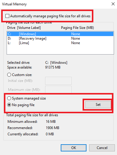 Is your Windows PC using an extraordinary amount of disk space?