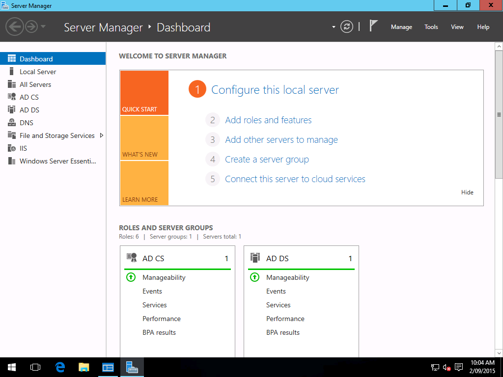 Expert tips for getting the most out of Windows Server