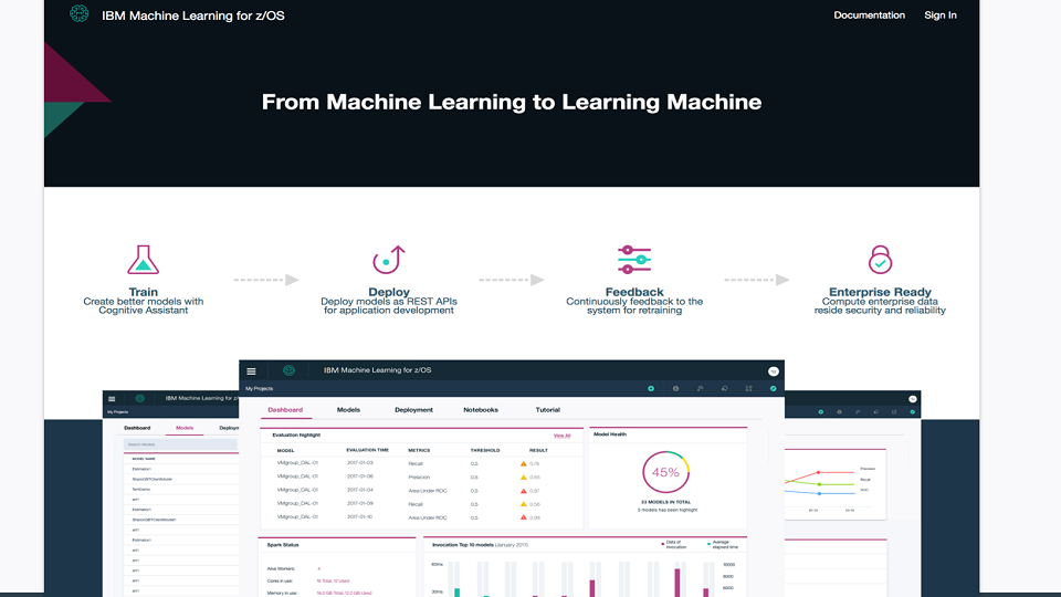 IBM Machine Learning