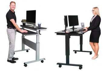 No butts about it: Is a sit-stand desk the answer for daylong computing?