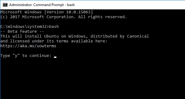 Getting started with Bash on Windows 10: A step-by-step guide