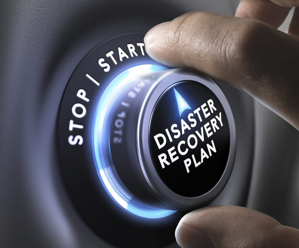 Disaster recovery service vendor