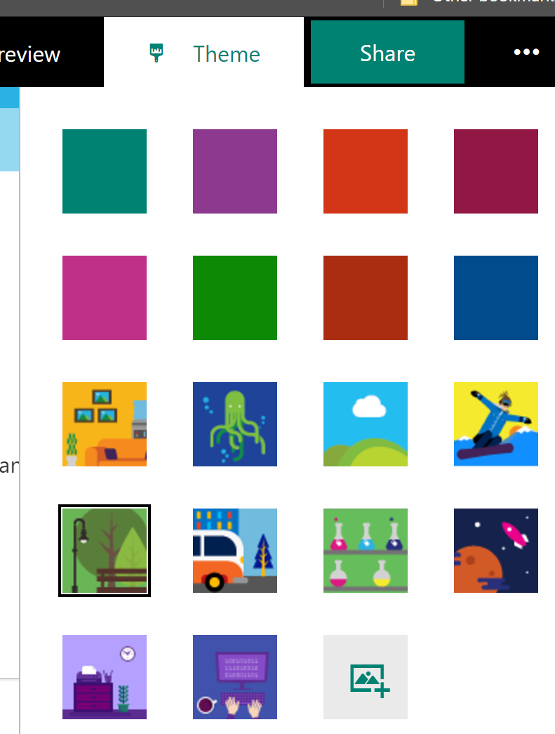 Designing a digital suggestion box using Office 365's new apps