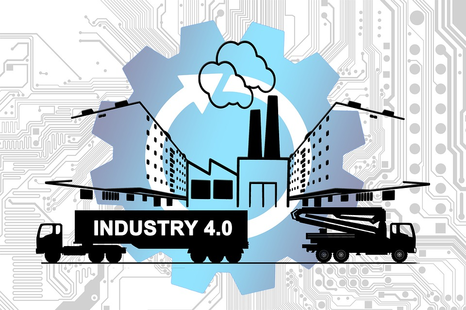 Internet Of Things Industry Project Industry 4