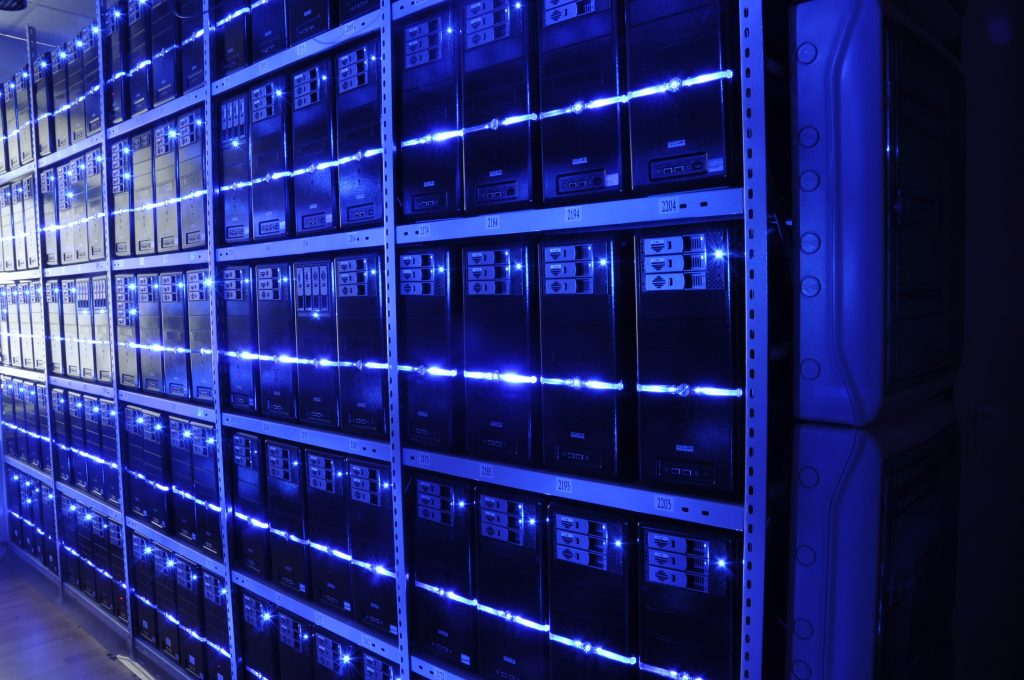Software-defined datacenters