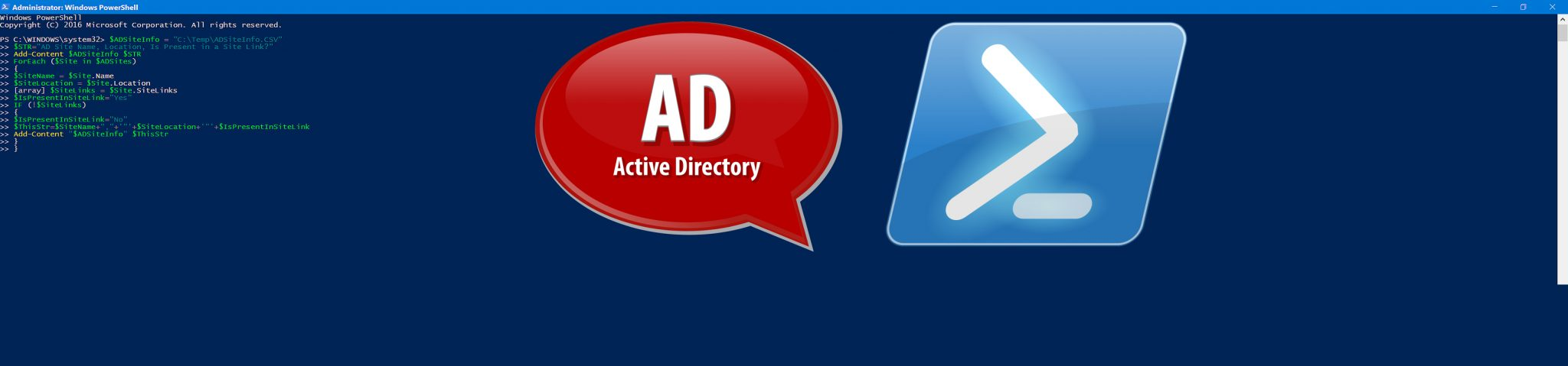 Active Directory Site