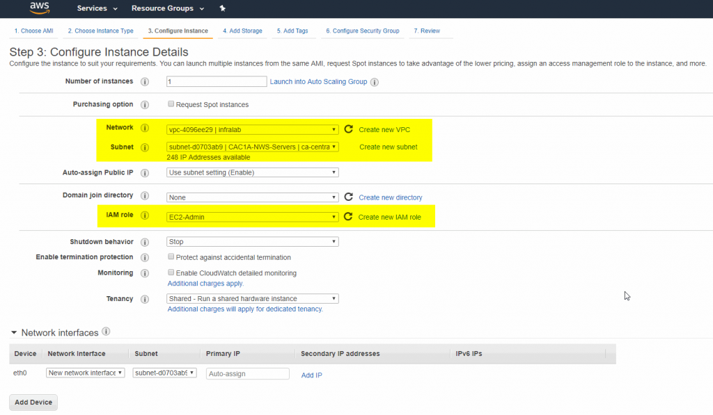 how to change ec2 instance type