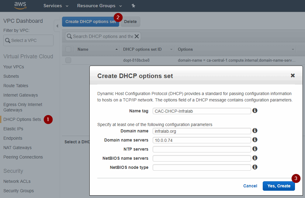 Step-by-step guide: Building your Active Directory infrastructure in