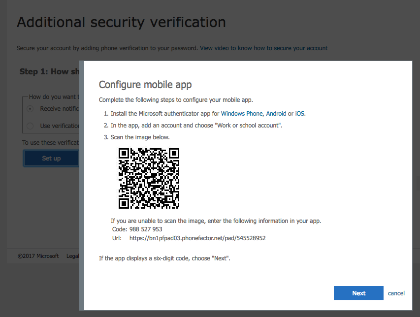 Multi-factor authentication for Azure global admins — enable it for