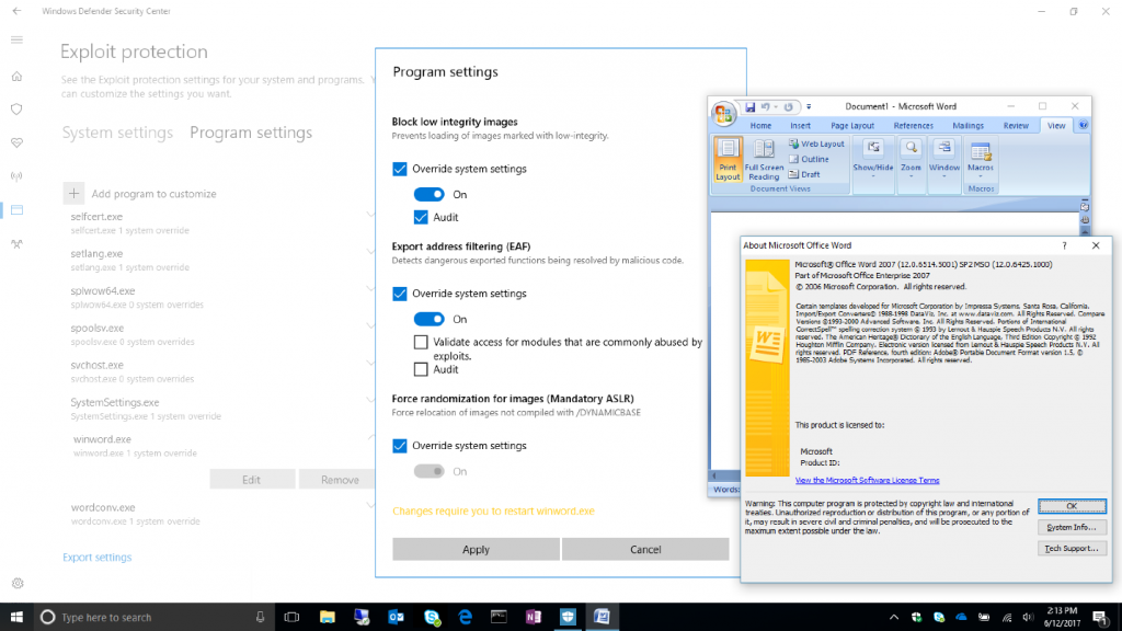Is Windows Defender finally on the right track?