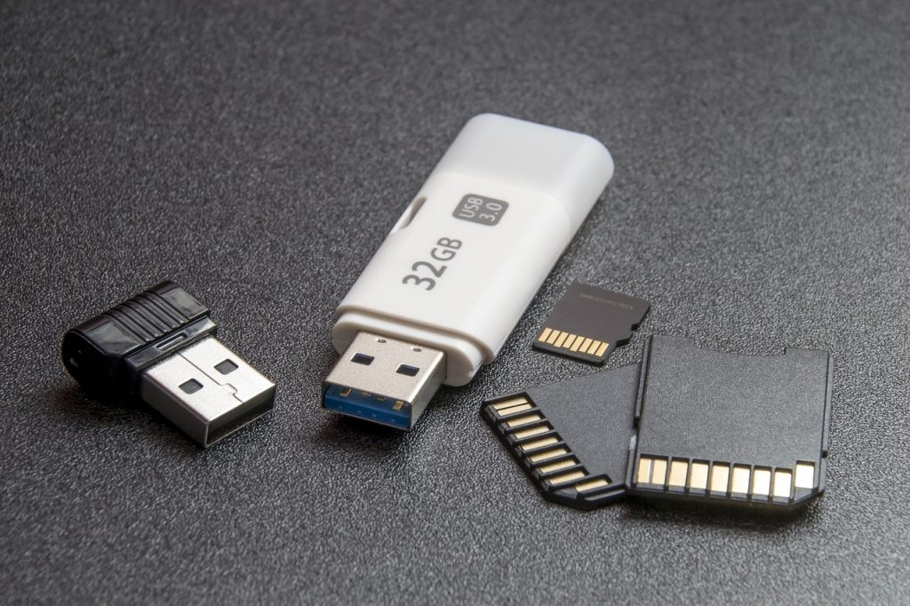 Flash storage devices perform
