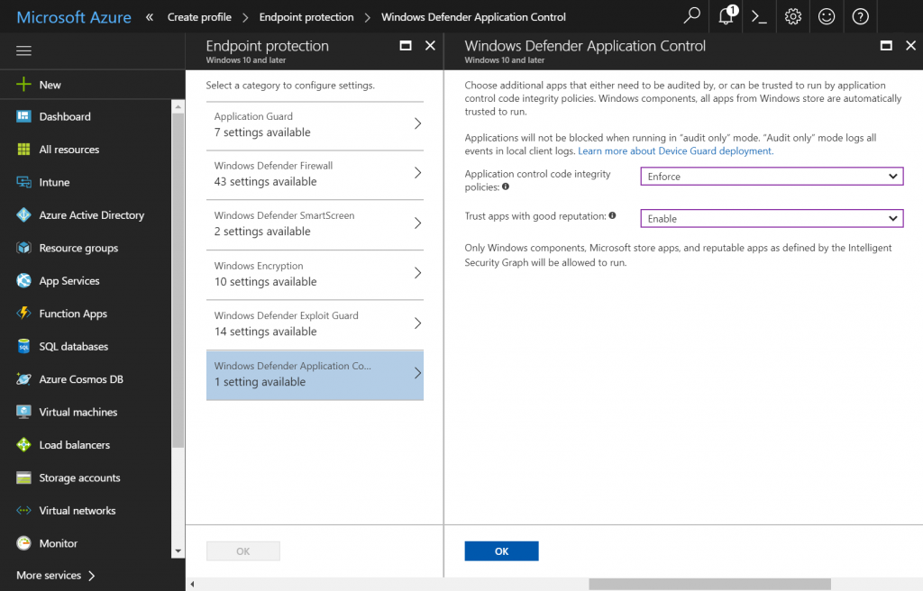 Windows Defender Application Control
