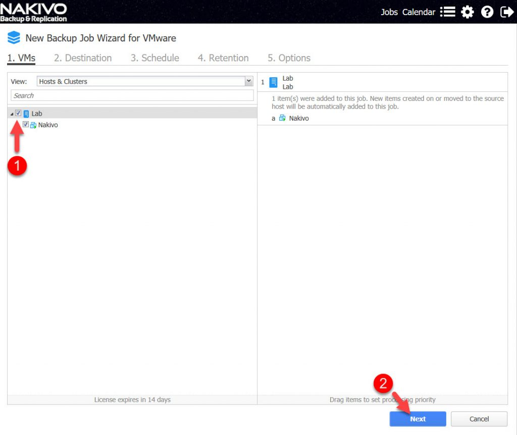 Review: Rising Star NAKIVO Streamlines your Virtual Machine Backup