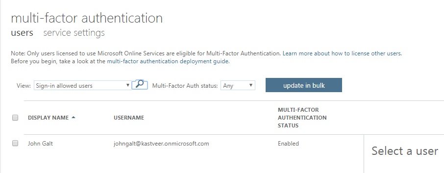 Multifactor authentication for Office 365: A step-by-step guide