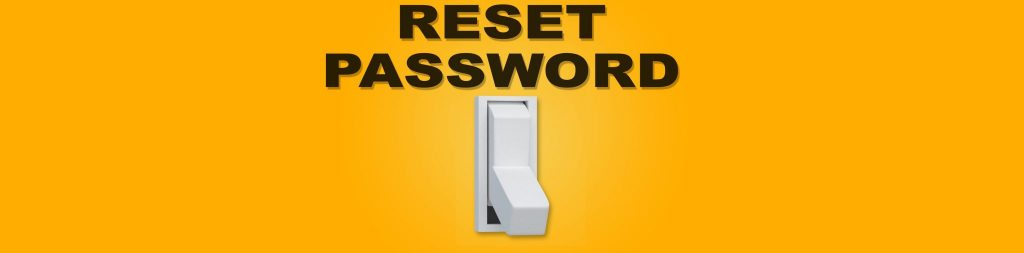 reset Active Directory passwords