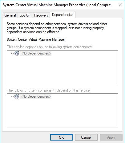 Stubborn system services revisited: How to get them up and