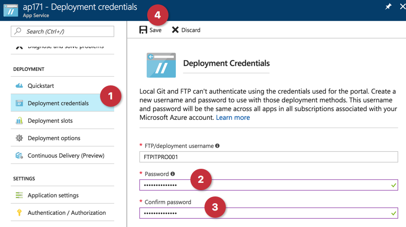 Step-by-step guide: Unleash the power of Azure Web App