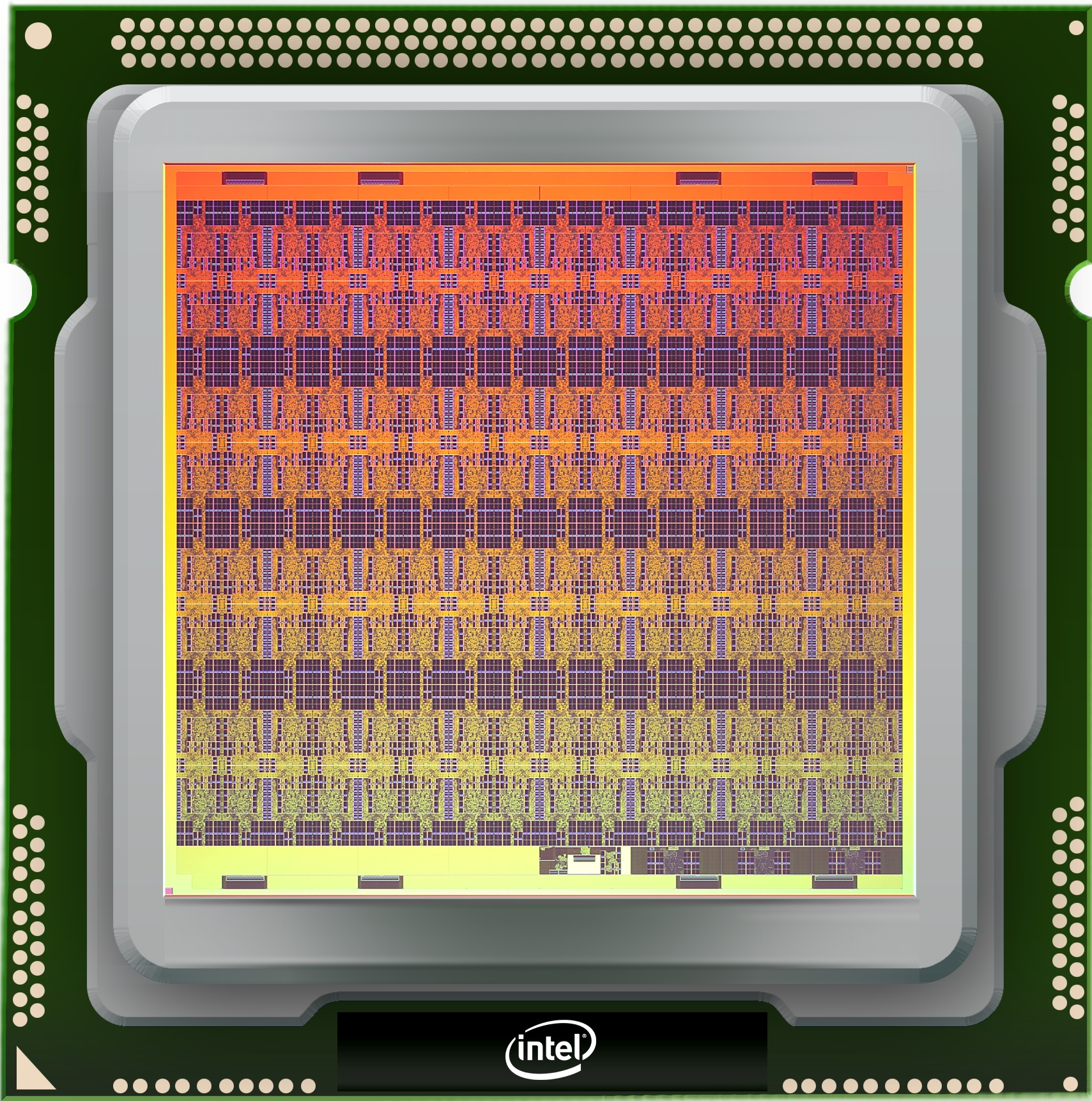 Intel quantum computing