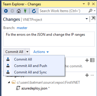 Step-by-step: Using Visual Studio Team Services to deploy
