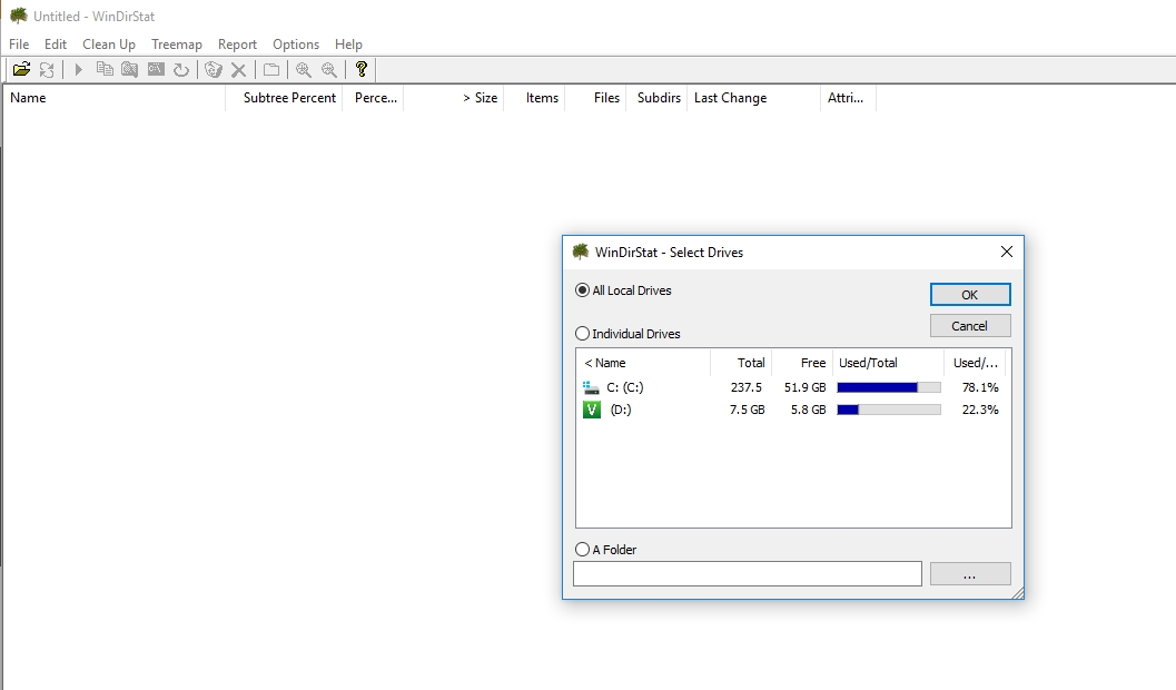 Reclaim Windows 10's vanishing disk space with WinDirStat