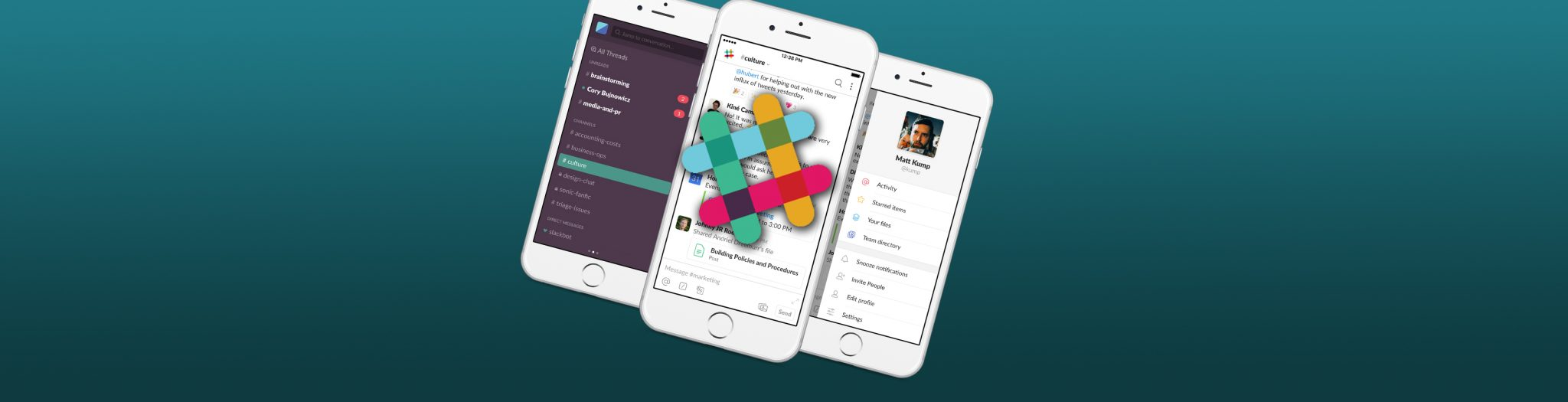 Slack's competition can't afford to slack off in the office