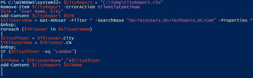 Understanding PowerShell ForEach Loop and ForEach-Object