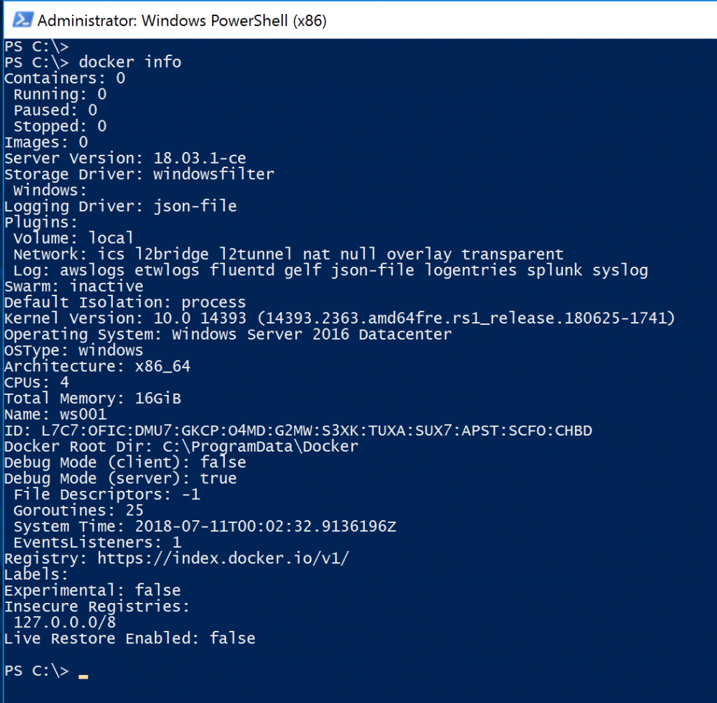 Newbie no more: Running your first Windows Server containers