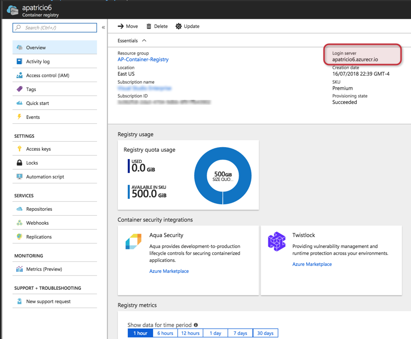Step-by-step guide: Creating and managing Azure Container