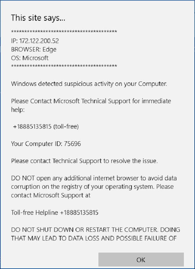 Fake tech support scams and how to deal with them
