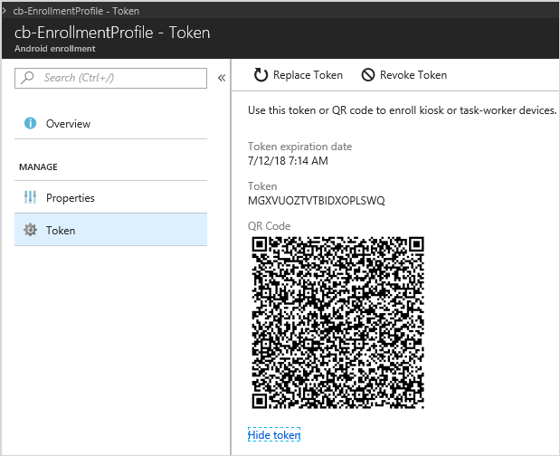 Intune support for Android enterprise devices now available