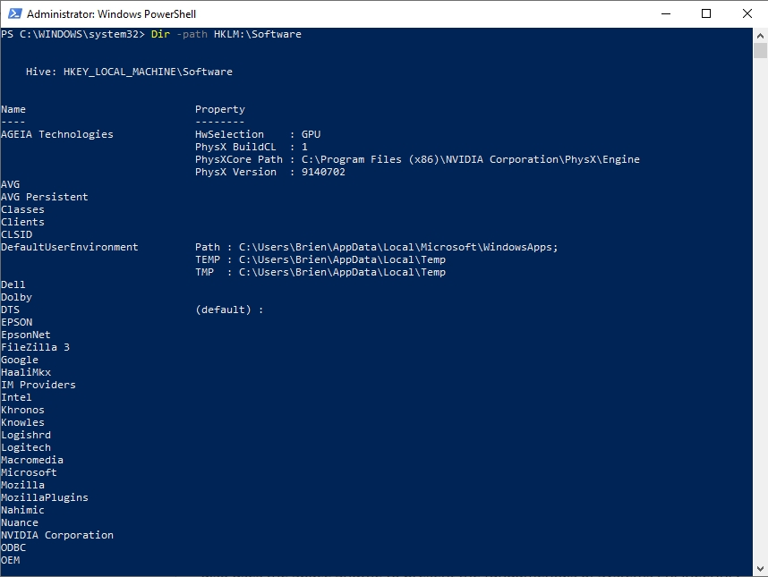 PowerShell aliases: My never-ending love/ hate relationship