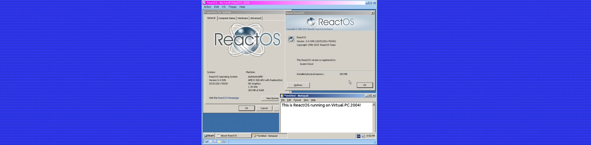 Is ReactOS a viable Windows alternative? Taking the OS for a
