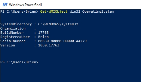 Not just for developers: Accessing WMI objects through