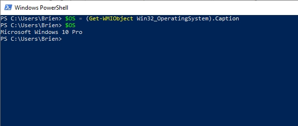Not just for developers: Accessing WMI objects through PowerShell