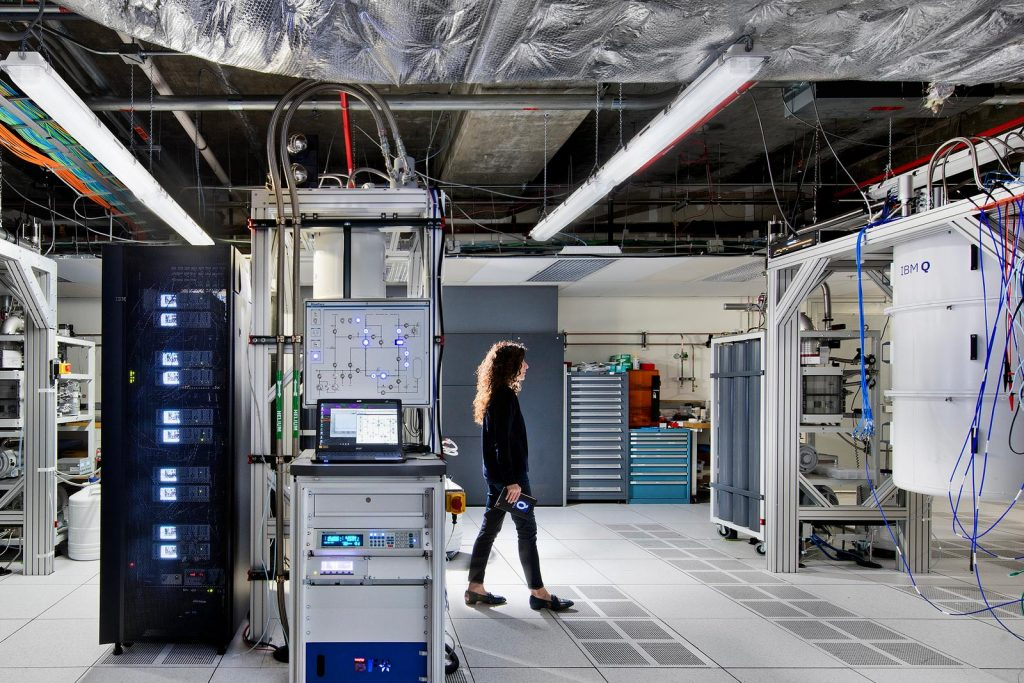 Quantum computing in the cloud: Where we are today